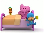 Replay Pocoyo - elly a des boutons