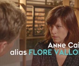 Replay Demain nous appartient - Anne Caillon alias Flore Vallorta : Il va m'arriver de jolies choses