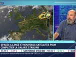 Replay Good Morning Business - Fabrice Mottez (Observatoire de Paris-PSL): 57 nouveaux satellites pour compléter la galaxie Starlink - 14/08