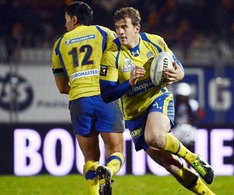 Replay Rugby - Clermont-Auvergne / Castres