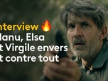 Replay Un si grand soleil - Interview - Manu, Elsa et Virgile envers et contre tout