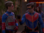 Replay Henry Danger - Super-héros à louer
