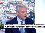 Replay L'interview de Bruno Le Maire