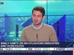 Replay Good Morning Business - Paul-Adrien Cormerais (Pony): Trottinettes électriques, Pony non retenu par Paris - 12/08
