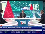 Replay Tech & Co - La 5G à Paris, les appels WhatsApp du réveillon,... Le débrief de l'actu tech du lundi - 04/01