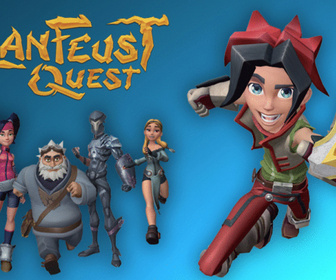Lanfeust Quest replay