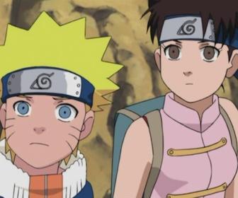 Replay Naruto - Episode 167 - Le Temps du vol des oiseaux blancs