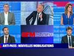 Replay BFM story - Story 4 : Anti-pass, nouvelles mobilisations - 22/07