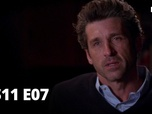 Replay Grey's anatomy - S11 E07 - On oublie tout