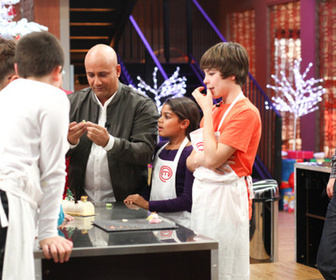 Masterchef junior replay