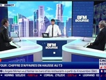 Replay BFM Bourse - Le CAC 40 replonge face au risque de reconfinement - 28/10