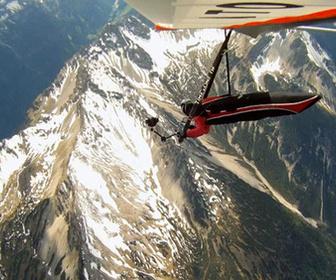 Les Alpes vues du ciel replay