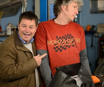 Replay Wheeler Dealers - Ford Popular