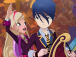 Replay Dragon gargouille | Regal Academy, l'Académie Royale