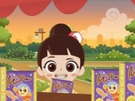 Replay Luo Bao Bei - S1 E23 : Poisson chat 4