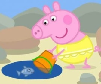 Replay Peppa Pig - S3 E48 : Le mûrier