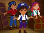 Replay Dora and Friends : au coeur de la ville - Le bateau pirate - Dora & Friends : Au cœur de la ville