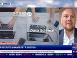 Replay 60 minutes Business - Vous recrutez : Teester / Socio Data Management - 12/01