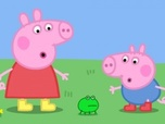 Replay Peppa Pig - S1 E17 : Grenouilles, vers et papillons