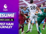 Replay Football - Le résumé de West Ham / Burnley
