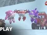 Replay Super Wings - Super sauvetage en montagne 2