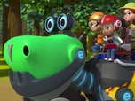 Replay Mauvaises Graines - Rusty Rivets : inventeur en herbe