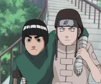 Replay Naruto - Episode 110 - Les Cinq de Konoha + Un