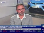 Replay Good Morning Business - Mathieu Gardies (Hype) : La start-up Hype de taxis à hydrogène lève 80 millions d'euros - 19/01