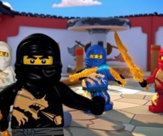 Replay Lego ninjago - S4 E1 : L'invitation