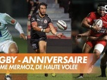 Replay Maxime Mermoz, de haut vol ! : Rugby - Retro - Anniversaire