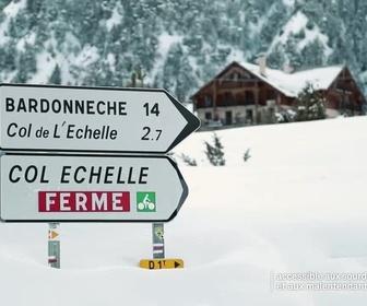 Replay C'est vous la France - Les Alpes: le nouveau front de la migration