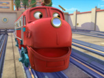 Replay Chuggington - S01 E36 - Wilson l'infirmier