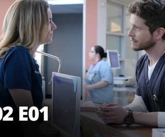 Replay The Resident - S02 E01 - Panne de courant