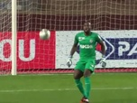 Replay L'énorme boulette de Ndy Assembé en 1/2 finale de Coupe de la Ligue 2017 face à Monaco : Retro - Football