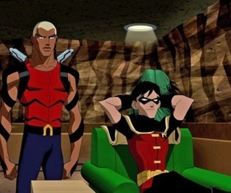 Young Justice replay
