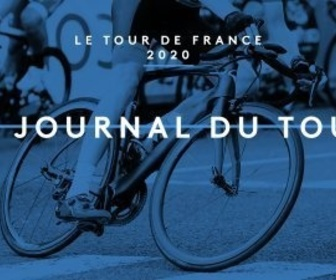 Le journal du tour replay