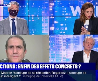 Replay Week-end direct - Restrictions: enfin des effets concrets ? - 10/04