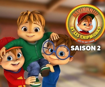 Replay Alvinnn et les Chipmunks - Les supergirls