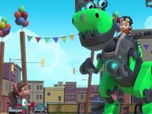 Replay Rock'n Robot - Rusty Rivets : inventeur en herbe