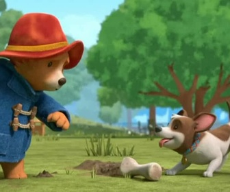 Replay Les Aventures de Paddington - Paddington et l'os
