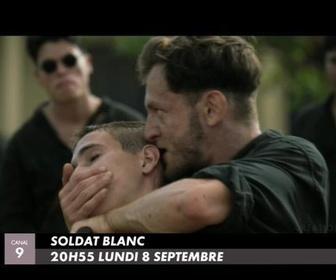 Replay Soldat blanc - interviews