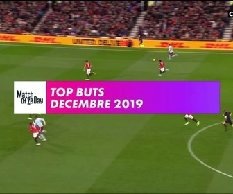 Replay Football - TOP Buts de Premier League - Décem