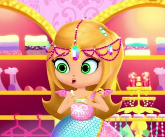 Replay Shimmer & Shine - Petite comme une poupée - Shimmer et Shine