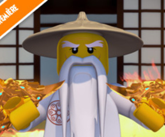 Replay Ninjago - S9 E5 : Le chemin doré