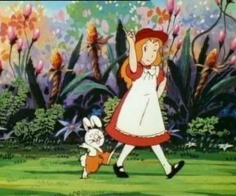 Replay Alice au pays des merveilles - episode 01 le lapin sorti du chapeau