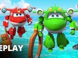 Replay Super Wings - Mission dépollution