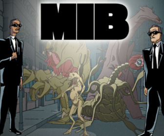Men In Black replay