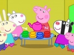 Replay Peppa Pig - S2 E32 : Le château