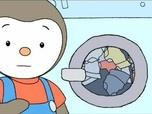 Replay T'choupi et ses amis - S1 E22 : La machine à laver