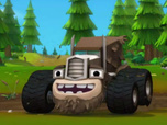 Replay Gasquatch - Blaze et les Monster Machines